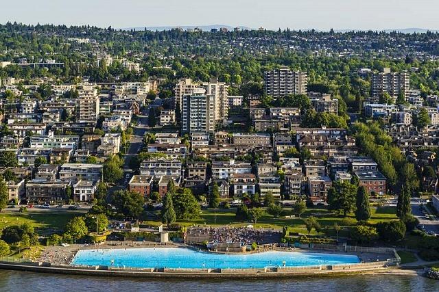 Dónde dormir en Vancouver, BC - Kitsilano