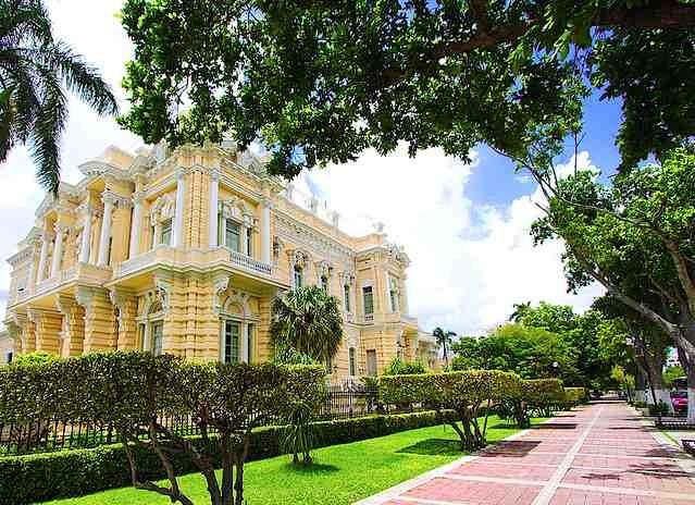 Dónde hospedarse en Mérida, Yucatán - Paseo Montejo