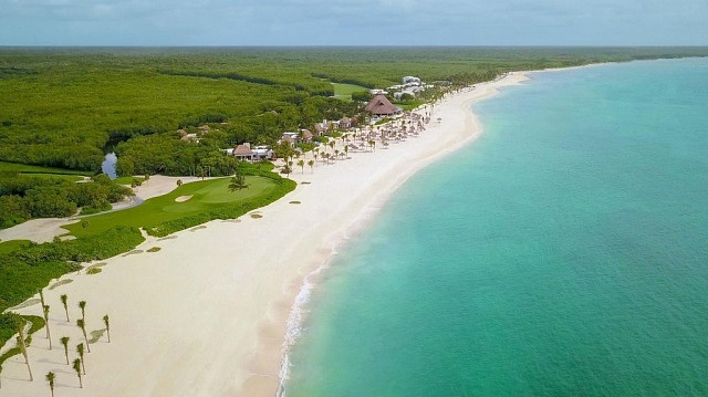 Dónde hospedarse en Playa del Carmen - Mayakoba