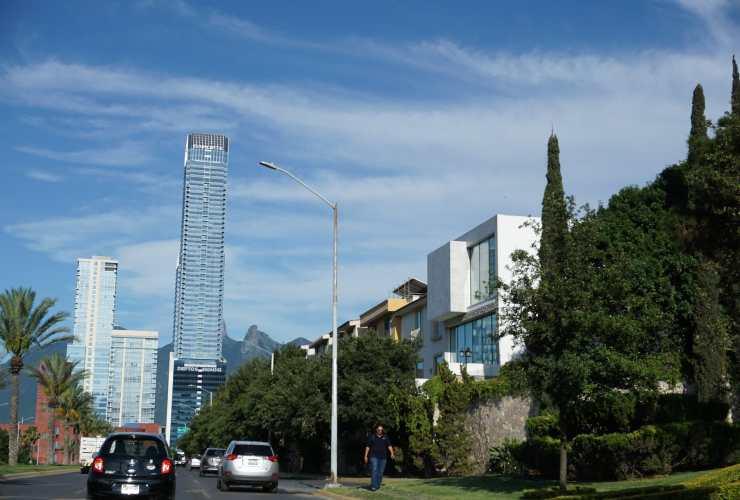 Las mejores zonas donde alojarse en Monterrey, México