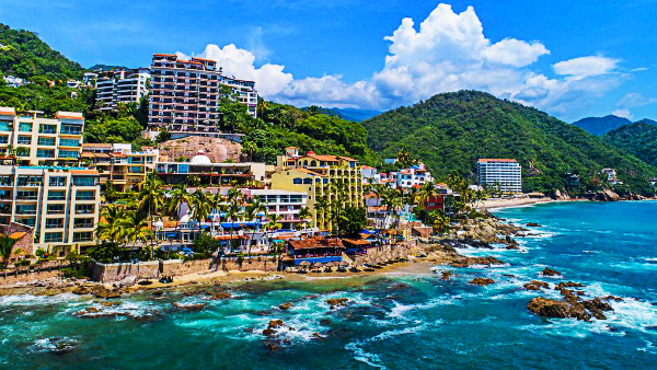 Where to stay in Puerto Vallarta, Mexico - Conchas Chinas