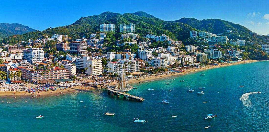 Mejores zonas dónde alojarse en Puerto Vallarta, México