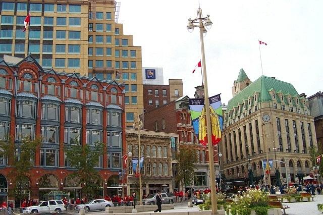 Dónde alojarse en Ottawa, Canadá - Centretown