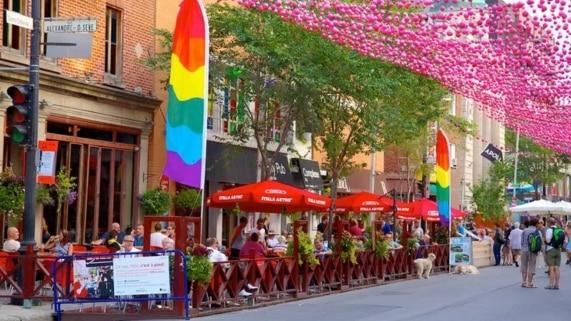 Gay Village - Dónde alojarse en Montreal
