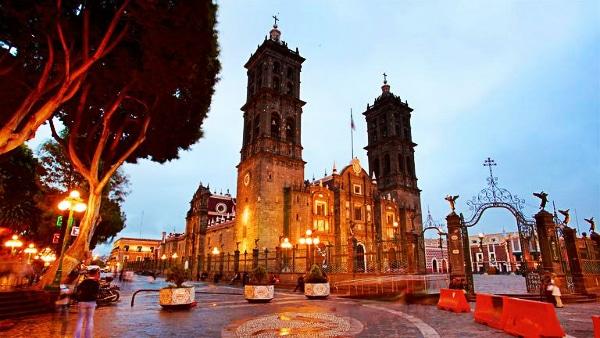 Mejores zonas dónde alojarse en Puebla - El Centro