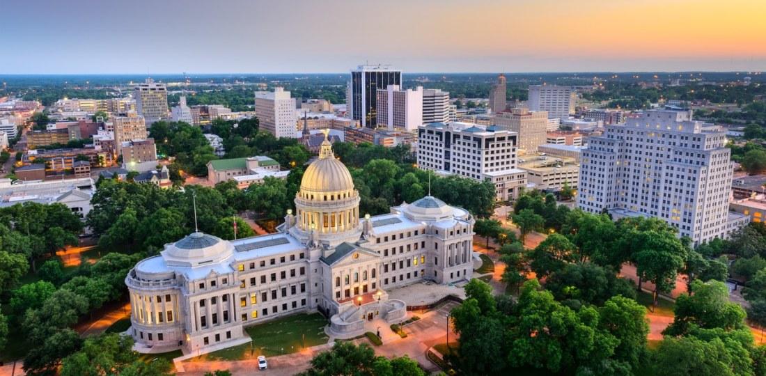 Dónde alojarse en Jackson, Mississippi