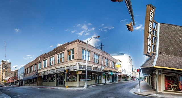 Dónde alojarse en Laredo, Texas - Downtown