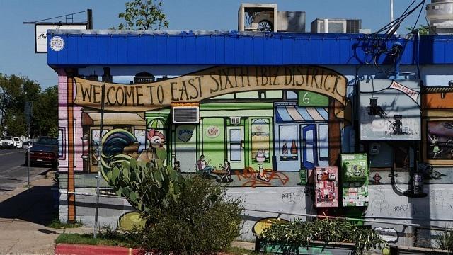 Dónde hospedarse en Austin, TX - East Austin