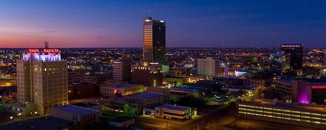 Mejores zonas donde alojarse en Amarillo, Texas - Downtown
