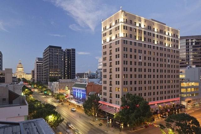 Mejores zonas donde alojarse en Austin, Texas - Downtown