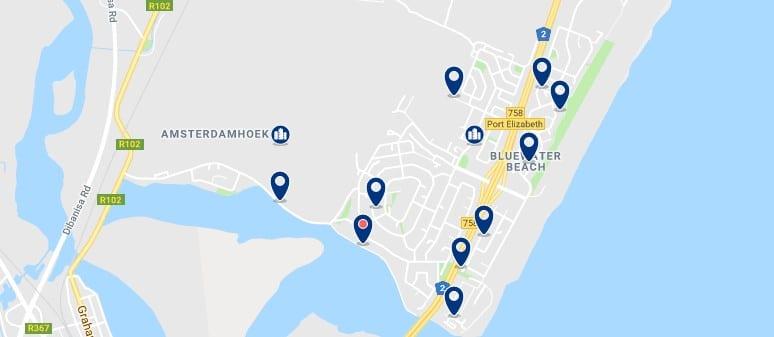 Alojamiento en Bluewater Bay - Haz clic para ver todos el alojamiento disponible en esta zona