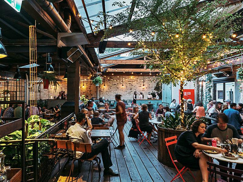 Alojarse en Collingwood, una de las mejores zonas donde alojarse en Melbourne para foodies