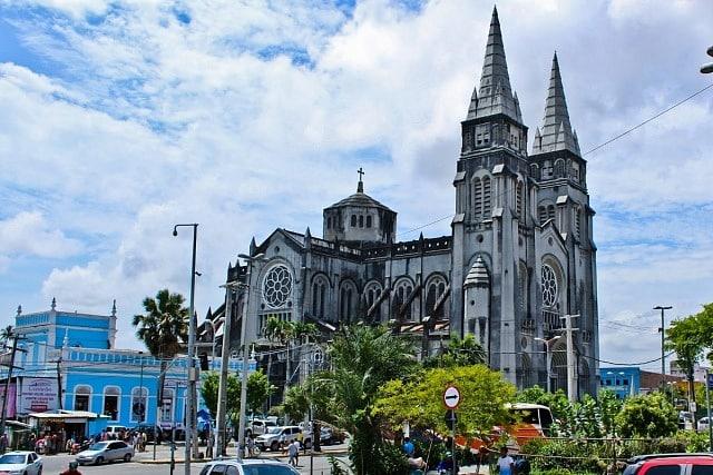 Where to stay in Fortaleza, Brazil - City Center