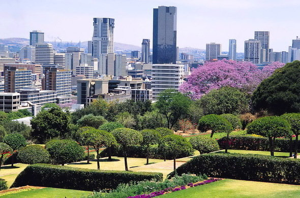 Best areas to stay in Pretoria - CBD