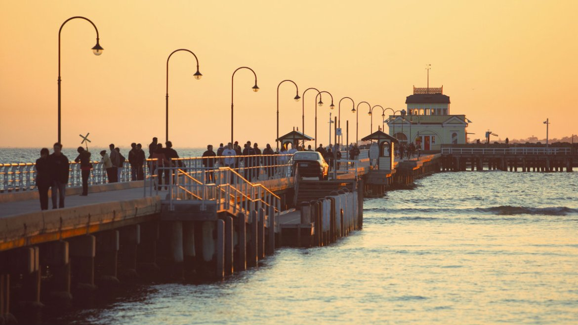 Best areas to stay in Melbourne - St Kilda