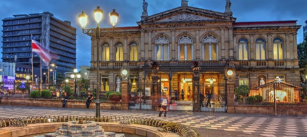 Best location in San José, Costa Rica - Downtown San José