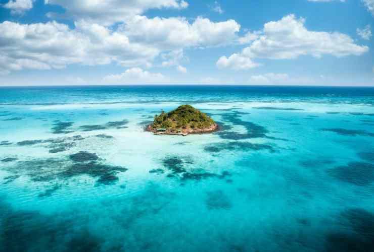 Las mejores zonas donde alojarse en la Isla de San Andrés, Colombia
