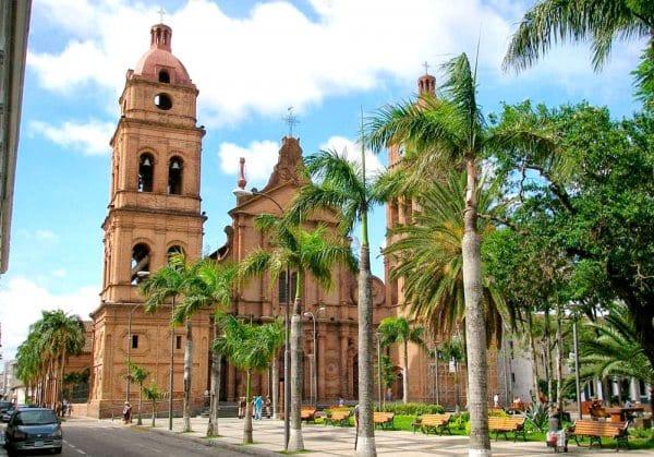 Mejores zonas donde alojarse en Santa Cruz de la Sierra - Centro Histórico