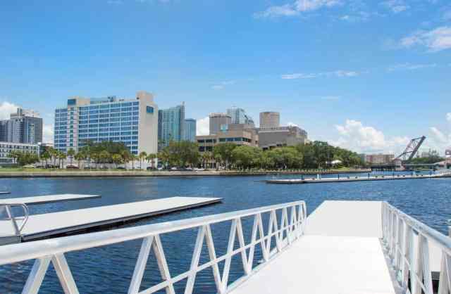 Mejores zonas donde alojarse en Tampa - Downtown