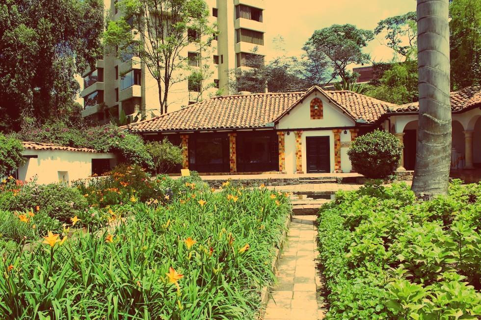 Alojarse cerca del Museo del Chicó, una de las mejores zonas donde alojarse en el norte de Bogotá