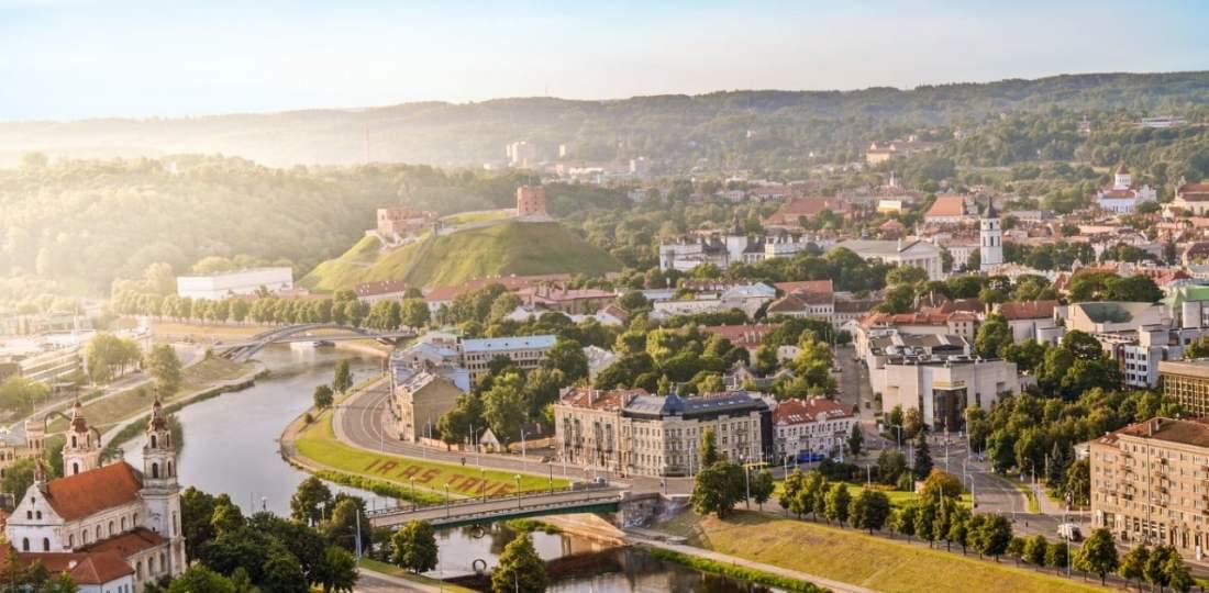 Dónde alojarse en Vilna, Lituania
