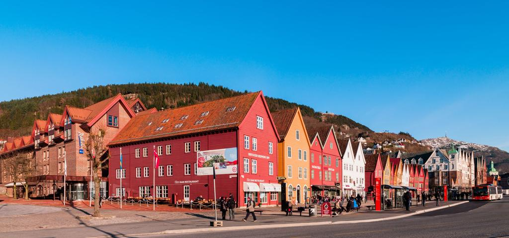 Where to stay in Bergen - Bergenhus