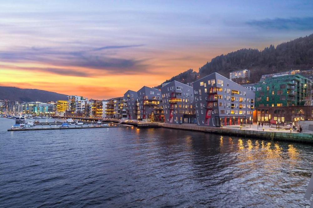 Dónde hospedarse en Bergen, Noruega - Årstad