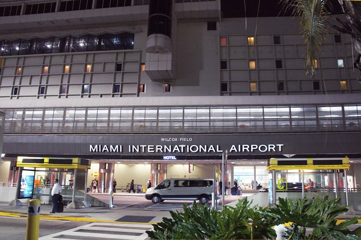 Dónde hospedarse en Miami - Miami International Airport