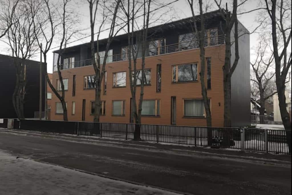 Dónde hospedarse en Tallin, Estonia - Kristiine