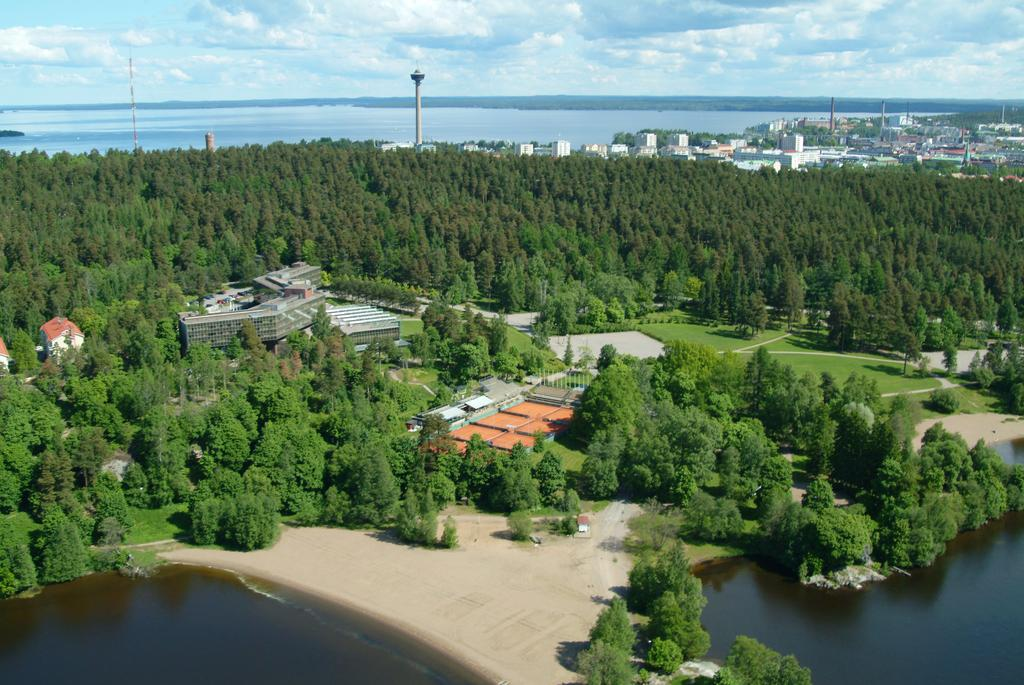 Where to stay in Tampere, Finland - Kaakinmaa, Pyynikinrinne & Nalkala
