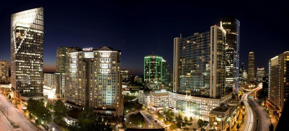 Mejores barrios donde alojarse en Atlanta - Buckhead