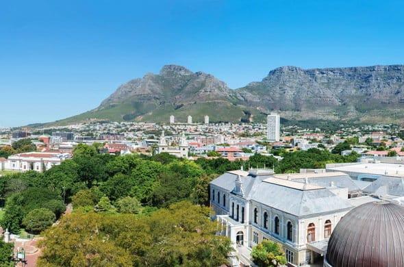 Mejores barrios donde alojarse en Ciudad del Cabo, Sudáfrica - Gardens
