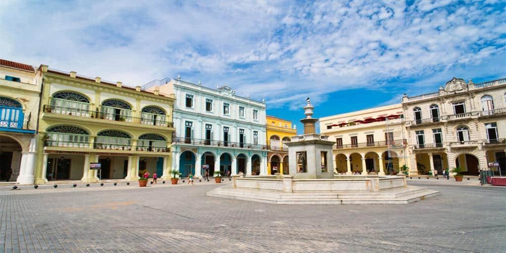 Mejores barrios donde dormir en La Habana, Cuba - La Habana Vieja