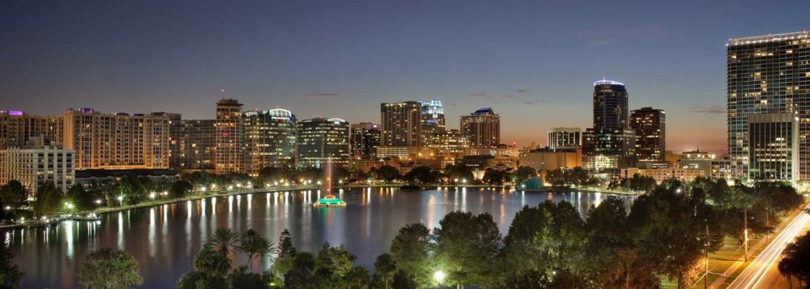 Best districts to stay in Orlando, Florida - Downtown