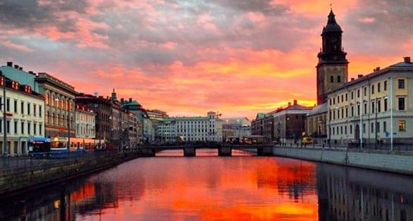 Mejores zonas donde alojarse en Gotemburgo, Suecia - Centrum