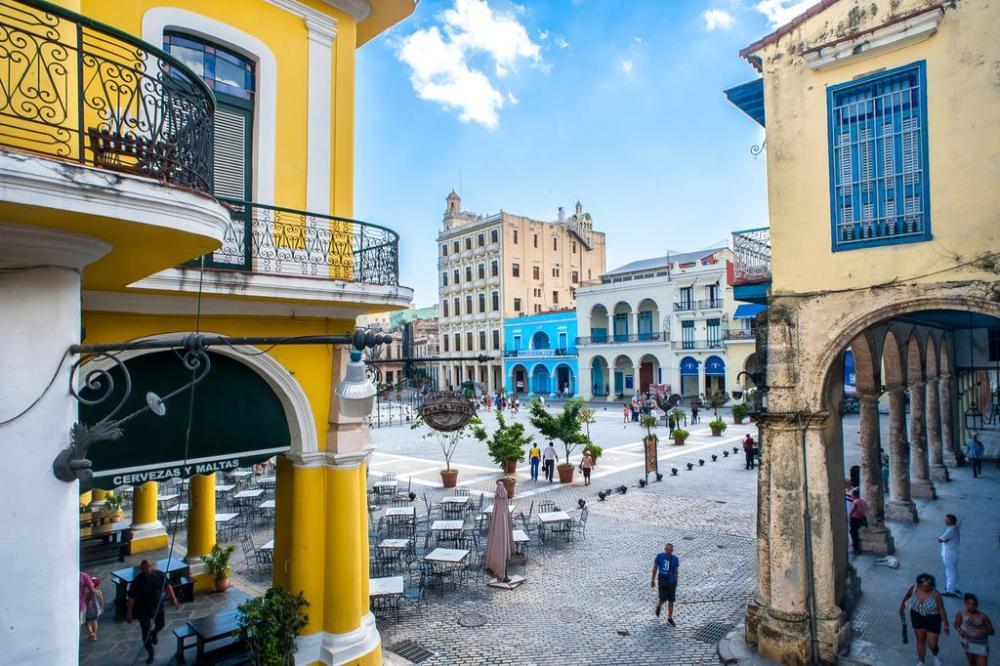 Mejores zonas donde alojarse en La Habana - Habana Vieja