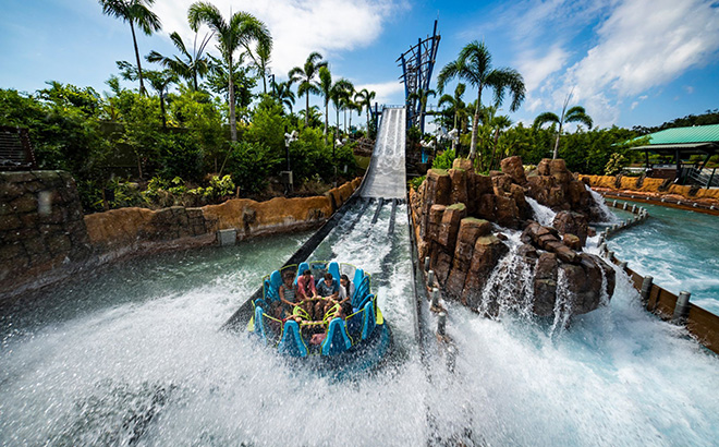 Best areas to stay in Orlando to visit the parks - Near SeaWorld