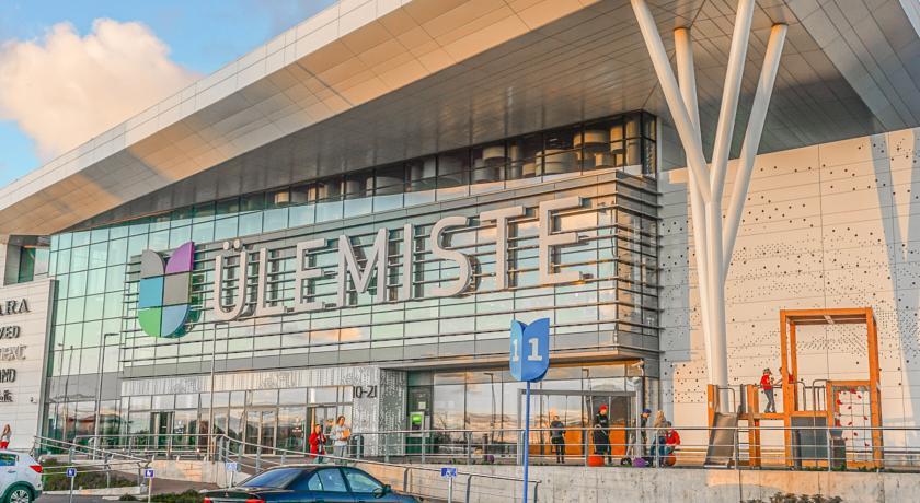 Mejores zonas donde alojarse en Tallin -Lasnamäe