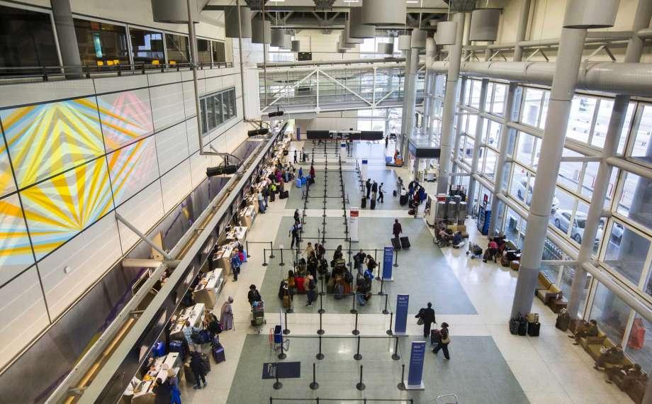 Zona recomendada donde alojarse en Houston - Cerca del aeropuerto