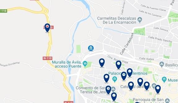 Alojamiento cerca del Centro de Congresos Lienzo Norte - Haz clic para ver todos el alojamiento disponible en esta zona