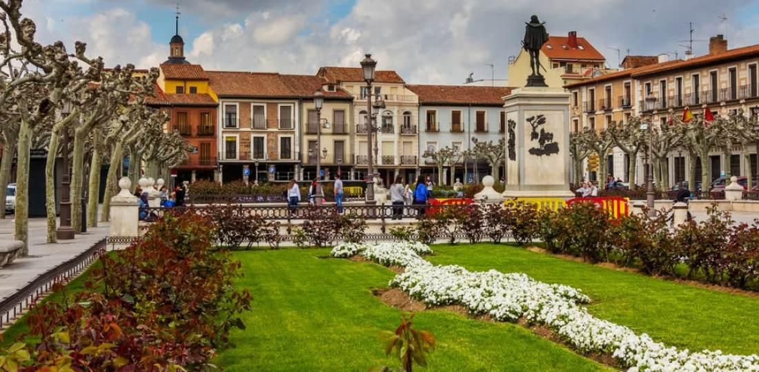 Dónde alojarse en Alcalá de Henares, España