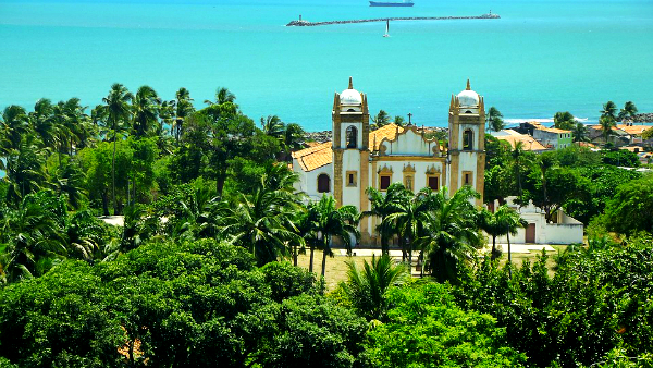 Best areas to stay in Recife - Historic Center