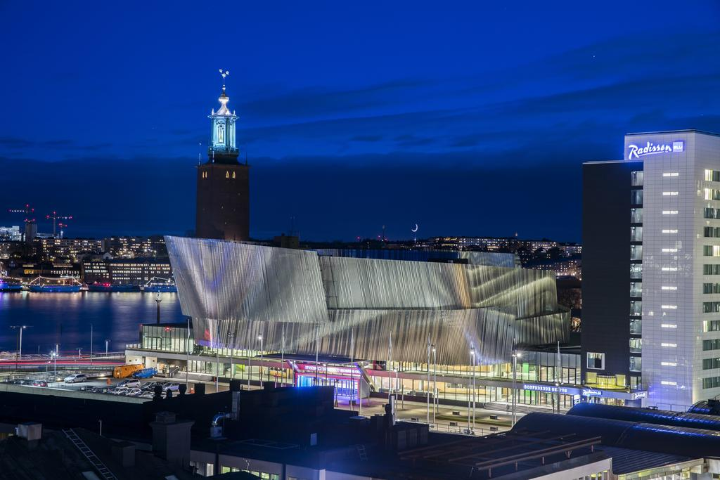 Where to stay in Stockholm - Norrmalm