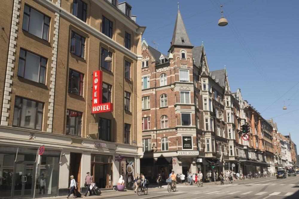 Dónde hospedarse en Copenhague, Dinamarca - Vesterbro