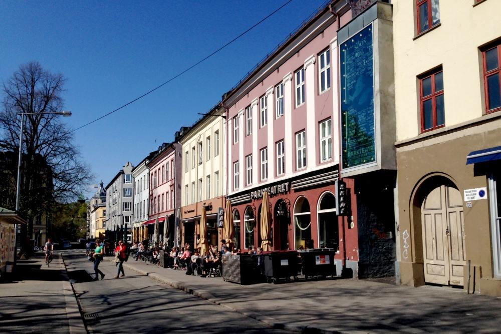Dónde hospedarse en Oslo - Grünerløkka