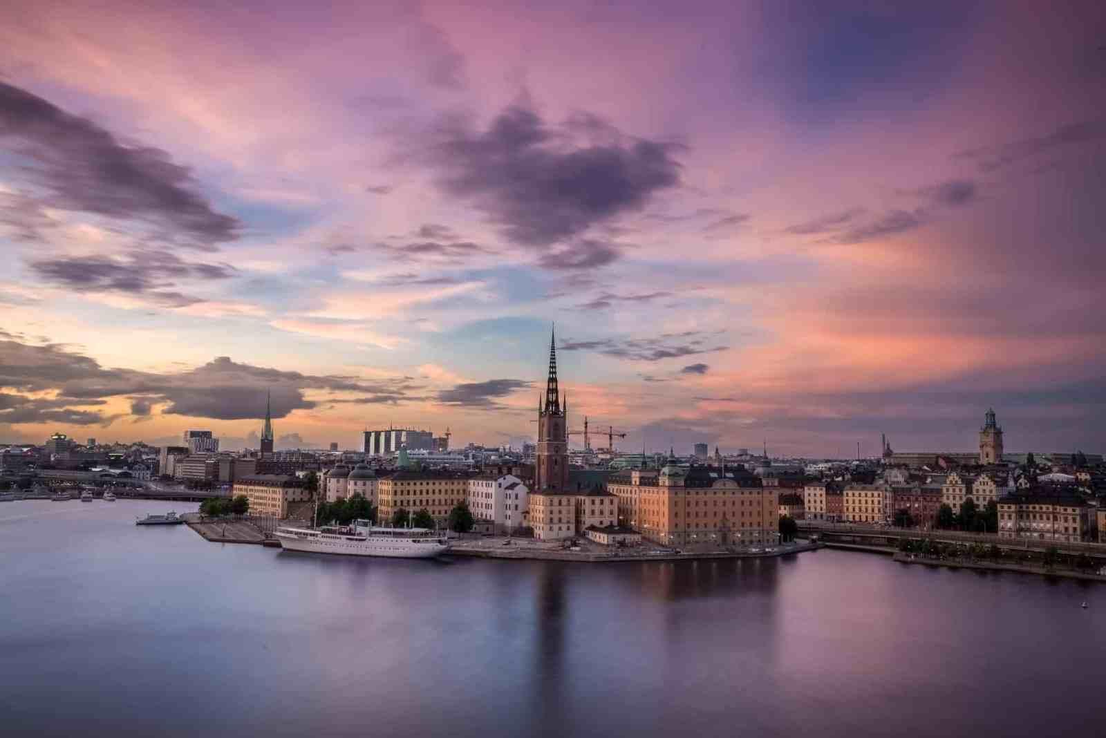 Las mejores zonas donde alojarse en Estocolmo, Suecia
