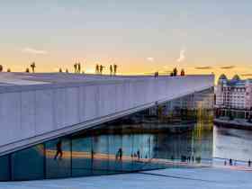 Las mejores zonas donde alojarse en Oslo, Noruega