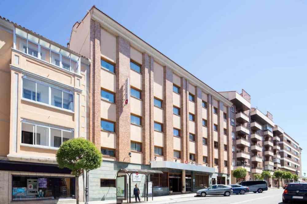 Mejores barrios donde alojarse en Ávila - Cerca de la estación de trenes
