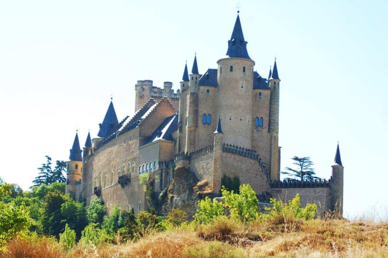 Mejores barrios donde dormir en Segovia - Cerca del Alcázar