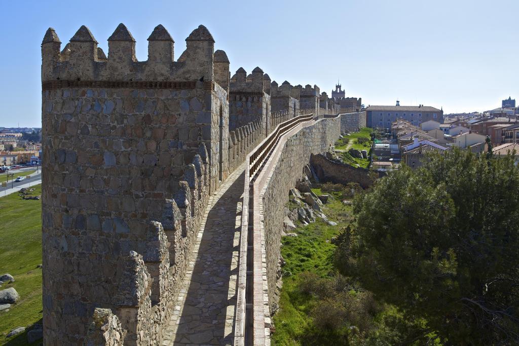Mejores zonas donde alojarse en Ávila - Centro Histórico y recinto amurallado